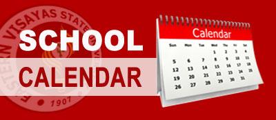 EVSU Calendar