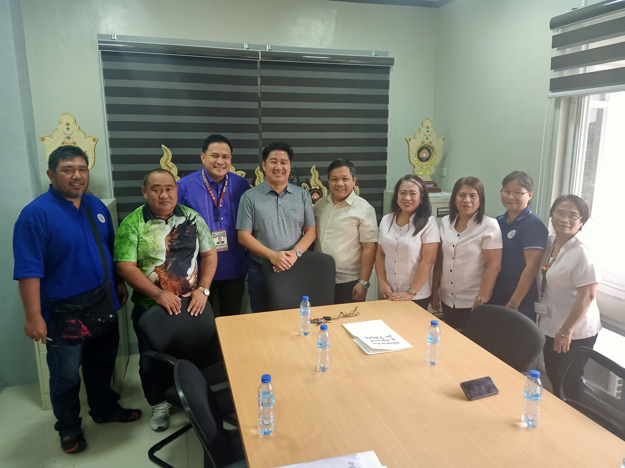 LGU Tanauan Renewal of MOA of Extension Services