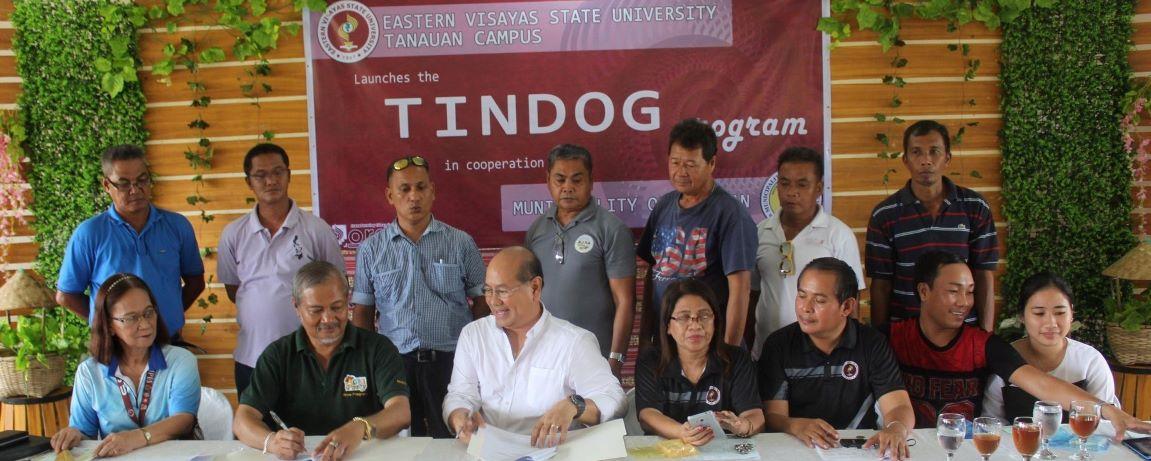 MOA Signing of TINDOG Program