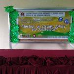 Seminar on Kitchen Safety and Sanitation